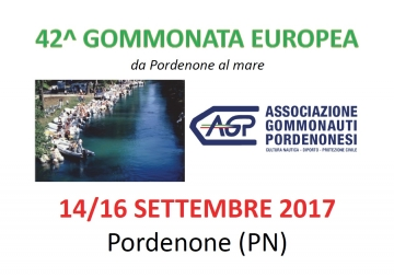 42^ Gommonata Europea by AGP