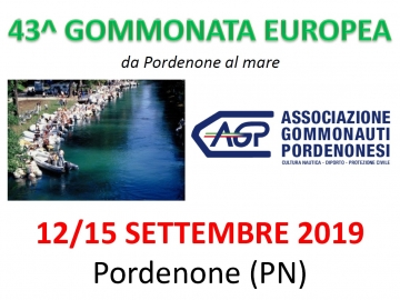 43^ Gommonata Europea by AGP