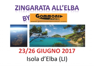 Zingarata all'Elba by G&M