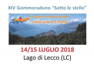 "XIV Gommoraduno ""Sotto le stelle"" by GGL20000"